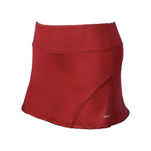 DUC Team A Line Skirt Womens Cardinal W2000 CD