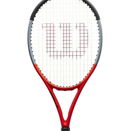Wilson Clash 100 Reverse Tennis Racquet Red/Black WR005631U