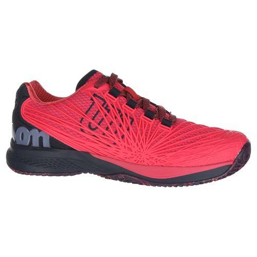 Wilson Kaos 2.0 Womens Tennis Shoe - Paradise Pink/Blueberry/Flint Stone