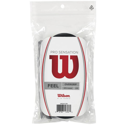 Wilson Pro Overgrip Sensation 30 pack