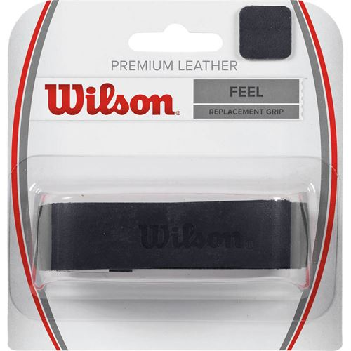 Wilson Leather Replacement Grip - Black
