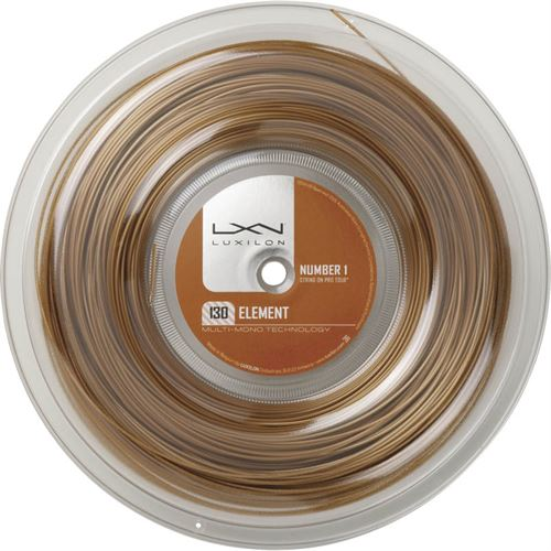 Luxilon Element 130 String REEL (660ft.)