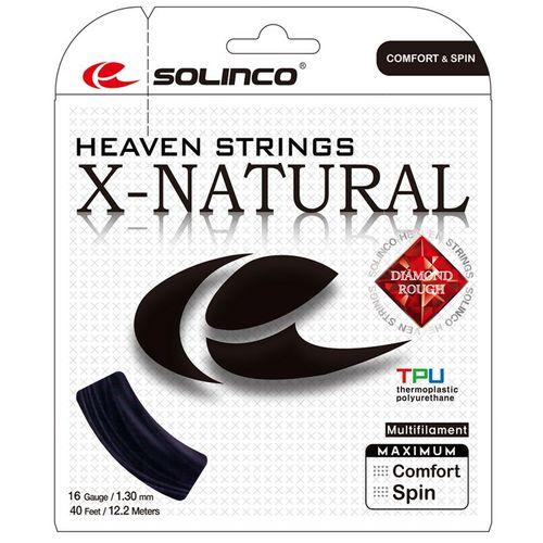 Solinco X-Natural 16G Tennis String