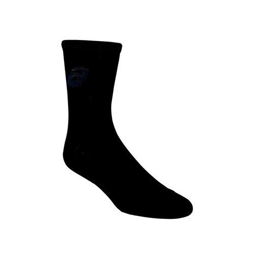 Asics Team Crew Sock - Black/Steel Grey