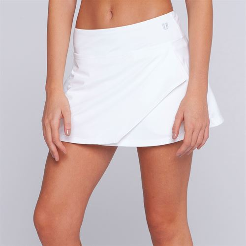 Eleven Fly 14 inch Skirt Womens White CP5203 100