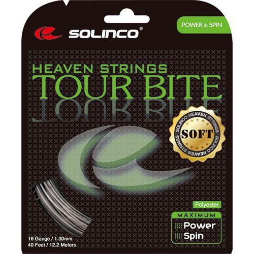 Solinco Tour Bite Soft Tennis String 16G