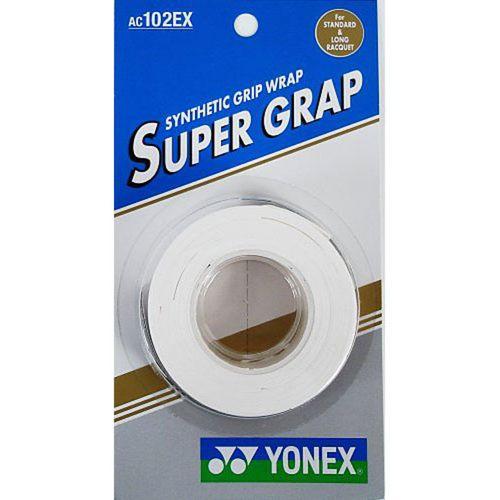 Yonex Super Grap Tennis Overgrip (3 pack)