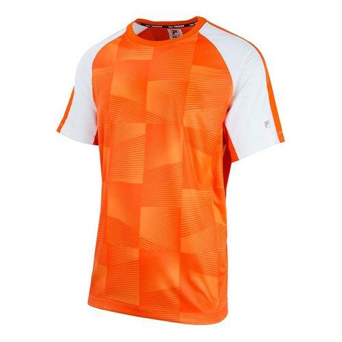 Fila Team Core Crew - Team Orange/White