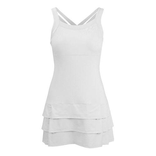 DUC Grace Fashion Strappy Dress - White