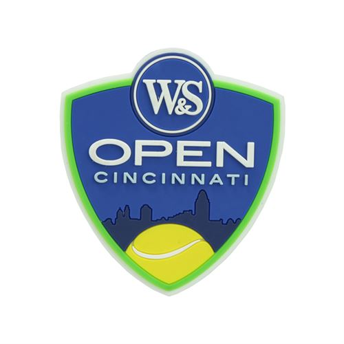 W&S Open Crest Magnet