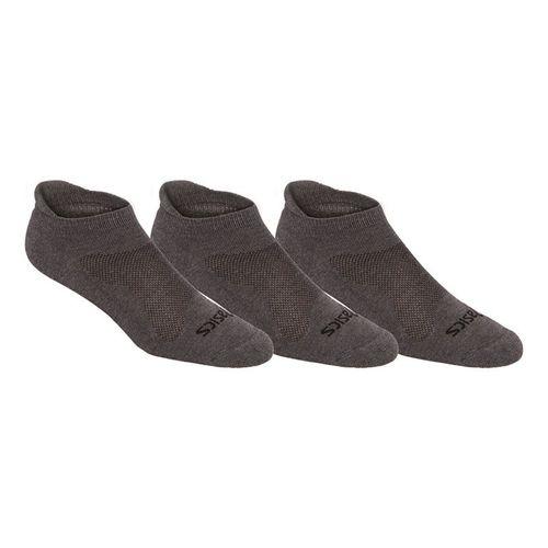 Asics Cushion Low Cut Socks (3 Pack) - Grey Heather